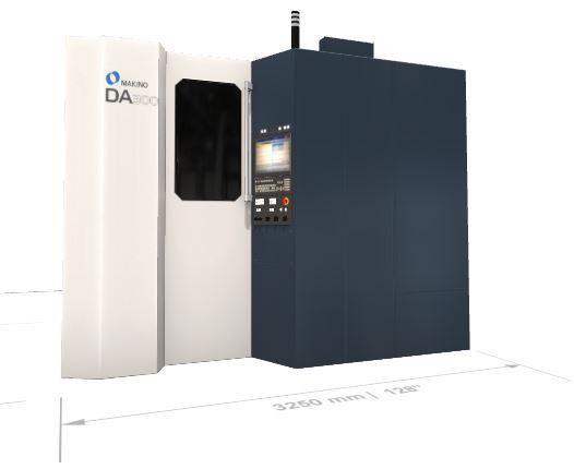 3D model of DA300