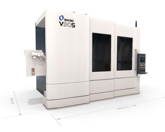 3D model of V90S