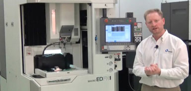 Micromachining/High Precision Capabilities From Makino (Part 1)