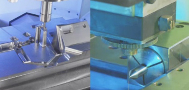 Hardmilling & Wire EDM Complimentary Processes