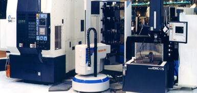Automated Die Mold Manufacturing