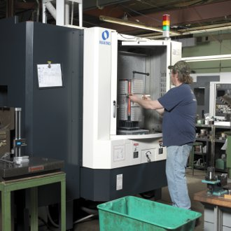 townsend uses horizontal machining for difficult part applications rh makino com Makino Machines Makino Pallet Pool