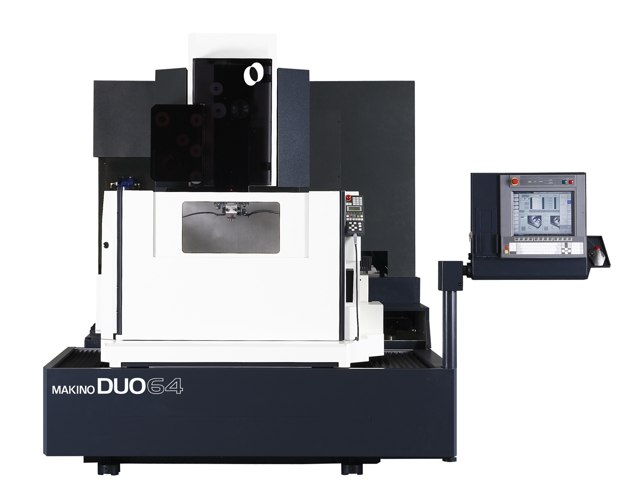 Makino Introduces DUO Series of Wire EDMs