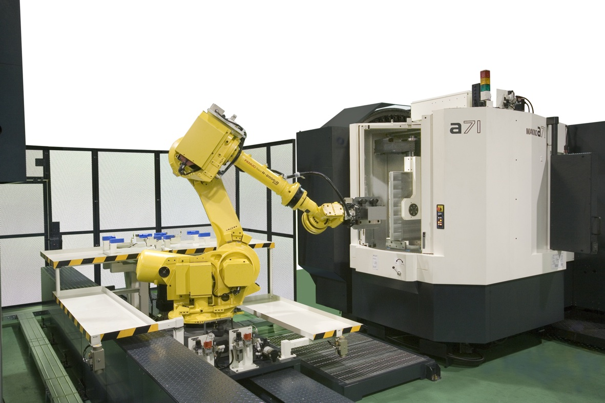 Makino Introduces The New Mmc R Automated Fixture Plate