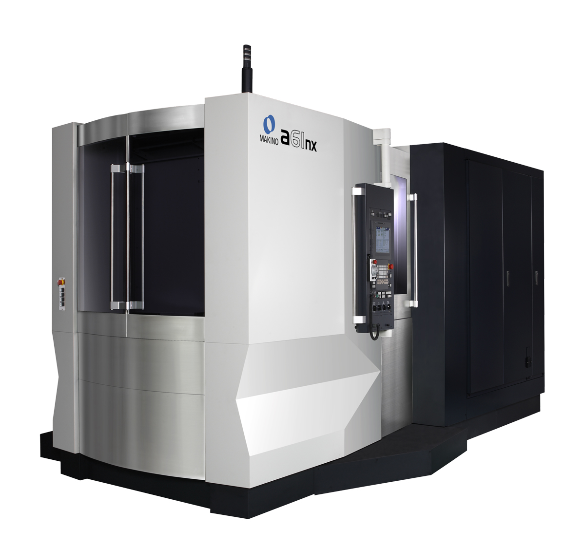 Take a Closer Look at Makino at IMTS 2010