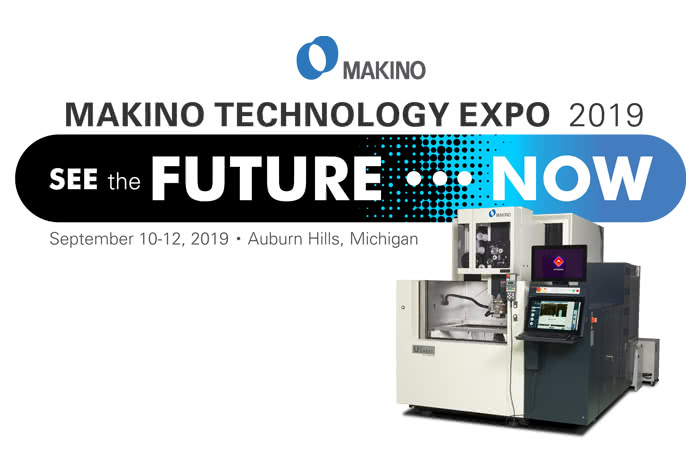 Makino | CNC Machine Tool Manufacturer & Machining Centers
