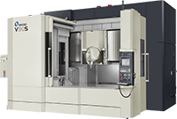 Vertical Machining 5-Axis